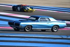 MERCURY Cougar (1ère génération) - 1970 (SASSAchris) Tags: mercury cougar voiture américaine 10000 tours castellet circuit ricard httt htttcircuitpaulricard htttcircuitducastellet 10000toursducastellet