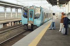 For Hachinohe (しまむー) Tags: sony slta57 a57 α57 minolta af zoom 2885mm f3545 trip train sanriku rias line 三陸鉄道リアス線