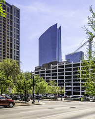 609 Main at Texas Building - Milam at Preston 1 (Mabry Campbell) Tags: 609mainattexas harriscounty hines houston pickardchilton texas usa architecture building downtown image photo photograph f71 mabrycampbell march 2019 march272019 20190327609campbellh6a6541 24mm ¹⁄₅₀₀sec 100 tse24mmf35lii