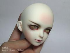 2019-01-12_Myou-四分-子默(Zimo)-10-01 (壽客菊鷹) Tags: myou 四分 子默 zimo 14 bjd 壽客菊鷹 娃妝 代妝 make up doll