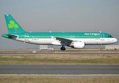 "EI-DEG, Airbus A320-214, c/n 2272, Aer Lingus, ""St Fachtna / Fachtna"", CDG/LFPG 2019-02-16, taxiway Delta. (alaindurandpatrick) Tags: cn2272 eideg a320 a320200 airbus airbusa320 airbusa320200 minibus jetliners airliners ei ein shamrock aerlingus airlines cdg lfpg parisroissycdg airports aviationphotography"