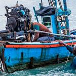 2019 - Koh Samui - Long Tail Boat - 1 of 2 thumbnail