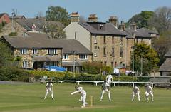 Safe As Houses (Feversham Media) Tags: denbydalecricketclub linthwaitecricketclub cricketgrounds cricket yorkshire westyorkshire sykescup kirklees dearnevalley denbydale wakefieldroad huddersfieldcricketleague