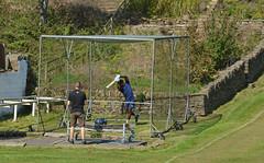 Net Gain (Feversham Media) Tags: denbydalecricketclub linthwaitecricketclub cricketgrounds cricket yorkshire westyorkshire sykescup kirklees wakefieldroad huddersfieldcricketleague denbydale dearnevalley