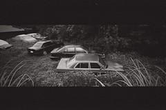 (Ah - Wei) Tags: minoltaps wide adoxsilvermax bw film taiwan car