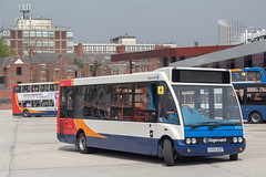 Stagecoach Merseyside, Cheshire and South Lancashire (Mike McNiven) Tags: stagecoach merseyside cheshire south lancashire preston wigan busstation optare solo perth eastscotland scotland