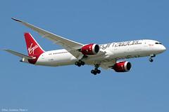 G-VZIG (Baz Aviation Photo's) Tags: gvzig boeing 7879 dreamliner virgin atlantic vir vs heathrow egll lhr 09l vs156
