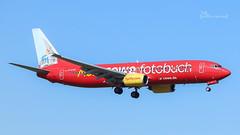 D-ATUH TUIfly CEWE Fotobuch Boeing 737-8K5(WL) cn 34689 (thule100) Tags: datuh tuifly cewefotobuch boeing7378k5wl cn34689 eddh ham hamburg frankkrause