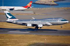 Cathay Pacific Airways Cargo | Boeing | 747-444(BCF) | B-HUR | Chek Lap Kok Airport | Hong Kong (TFG Lau) Tags: vhhh hkia hkg hongkong hongkonginternationalairport shalowan airplane aeroplane aircraft aviation plane planespotting spotting canon canoneos eos eos5d ahkgap cathaypacific cpa cx boeing boeing747 b747 b744 b747400 747 b744bcf bhur cargoplane cargojet