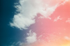 (Lucas Marcomini) Tags: film analog 35mm filmisnotdead filmphotography buyfilmnotmegapixels ishootfilm 35mmfilm grainisgood lightleak leak sky clouds summer beach brasil brazil