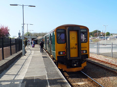 150234 & 150244 St Erth (2) (Marky7890) Tags: gwr 150234 class150 sprinter 2a21 sterth railway cornwall cornishmainline train