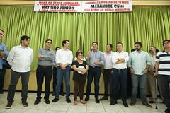 Assinatura de Ordem de Serviço para Construção de Escola - Mauá da Serra