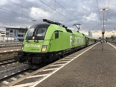 FLX 32623 mit 182 505-8 am 24.04.19 in Frankfurt/Main Süd (Freestyler26M) Tags: