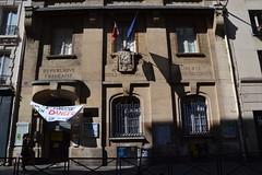 Série loi Blanquer dans les rues de Paris (Jeanne Menjoulet) Tags: école loiblanquer danger grève school france strike ruepopincourt paris