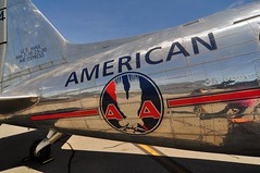 DSC_9364 (scsmitty) Tags: historic aircraft plane douglasdc3 dc3 airplane americanairlines nc17334 flagshipdetroit
