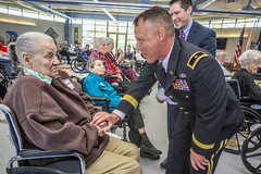 190424-Z-AL508-1058 (NJ Department of Military and Veterans Affairs) Tags: worldwarii greatestgeneration newjerseyveteransmemorialhomeatparamus veteran veterans service newjerseydepartmentofmilitaryandveteransaffairs njdmava newjerseydistinguishedservicemedal statemedalceremony award recognition nj newjersey stateofnewjersey usarmy army usa soldier soldiers usnavy navy usn seaman seamen usmarinecorps marinecorps usmc marine marines uscoastguard uscg ususcoastguardmerchantmarine paramus us