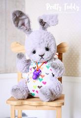 Alice (Marina Arbuzova) Tags: teddy artist interior toy bunny rabbit bear cute baby boy girl