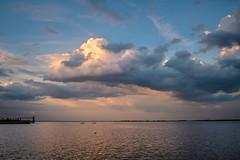 Clouds (thijs.coppus) Tags: thunder storm sky water wolken clouds holland niederlande netherlands nederland fryslan friesland lauwerszee lauwersmeer ozean oceaan ocean zee sea see meer plage playa strand beach