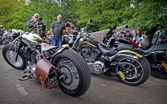 More Motorcyclist Men.. (Harleynik Rides Again.) Tags: bikers motorcyclist harleydavidson 33 chopper club chopperclub harleynikridesagain