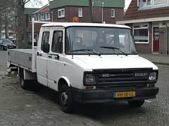 1990 DAF 400 (harry_nl) Tags: netherlands nederland 2019 haarlem daf 400 vh18ll sidecode4
