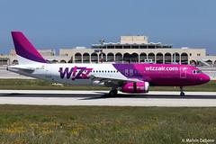 Wizz Air Airbus A320-232  |  HA-LPO  |  LMML (Melvin Debono) Tags: wizz air airbus a320232 | halpo lmml cn 3384 melvin debono spotting canon eos 5d mark iv 100400mm plane planes photography airplane aviation aircraft malta mla