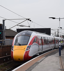 Doncaster (DarloRich2009) Tags: londonnortheasternrailway lner class800 intercityexpresstrain iet intercityexpressprogramme iep class800superexpress superexpress hitachi azuma 800104 doncaster yorkshire southyorkshire doncasterstation doncasterrailwaystation ecml eastcoastmainline