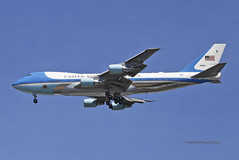Air Force One VC-25A 92-9000 Atlanta (Frank Guyton) Tags: airforceone vc25a katl