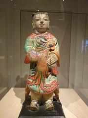 DSC03162 (Akieboy) Tags: boy sculpture carving statue wood korea asia lacma art asianartspavilion