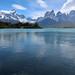 Lago Pehoe / Parque Nacional Torres del Paine / Chile