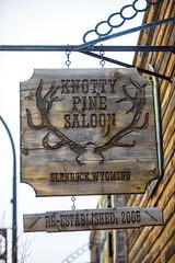 Knotty Pine Saloon (Thomas Hawk) Tags: america glenrock knottypine knottypinesaloon usa unitedstatesofamerica unitedstates wyoming bar