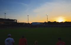 2442263521 (jalexartis) Tags: fayetteville fayettevillenc fayettevillenorthcarolina downtown downtownfayetteville segra segrastadium stadium baseball ballpark inaugralseason inaugral sunset lighting