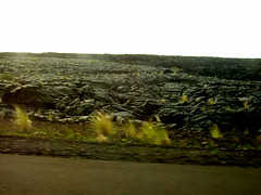 Old Pahoehoe Lava Flow (Kelson) Tags: hawaii lavarock hills northkona