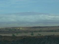 Mauna Kea from Kona Coast (Kelson) Tags: hawaii hills northkona