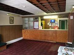 The Chinese Takeaway That Time Forgot (Bay M) Tags: chinese takeaway food fast oriental greasy oily time forgot old never changed cahnges retro deco decoration minimalist sparse cash only