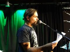 HC Roth (ExplosivGraz) Tags: juz explo explosiv graz 2019 april lesung live music kent nielsen hc roth
