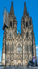 Cologne Cathedral (stephanrudolph) Tags: d750 nikon handheld köln cologne germany deutschland europe europa 2470mm 2470mmf28g 2470mmf28 church landmark gothic architecture architektur