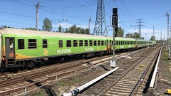 FLX 32623 mit 182 505-8 am 25.04.19 in Berlin Biesdorfer Kreuz (Freestyler26M) Tags: flixtrain flixbus 32622 32623 taurus heros 182 505 berlin