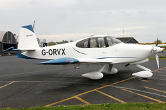 G-ORVX (GH@BHD) Tags: gorvx vans rv rv10 aircraft aviation newtownardsairfield newtownards ulsterflyingclub
