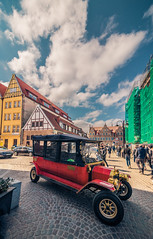 Gdansk (Vagelis Pikoulas) Tags: gdansk poland europe travel antique architecture april spring 2019 day clouds canon 6d tokina 1628mm city cityscape urban landscape