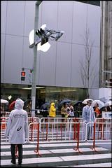 A scene of Tokyo Marathon in Ginza town,2019/03 No.1(taken by film camera). (HIDE@Verdad) Tags: ニコン nikon nikonnewfm2 nikkor ainikkor ainikkor50mm fujifilm rdpiii