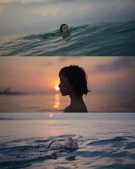 RGB Sabrina (Aboutlight_) Tags: triptych naturallight natural moody mood nature sea sunrise