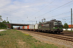 SBBCI 193 210-1 Containerzug, Graben-Neudrorf (TaurusES64U4) Tags: sbbci br193 vectron ell