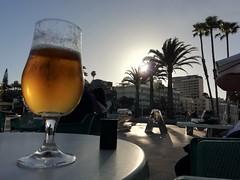 Gran Canaria (denismartin) Tags: denismartin playadelingles maspalomas grandecanarie grancanaria islascanarias canarias canaryislands macaronesia foodanddrinks drink beerstreet travel beer sunsetlight
