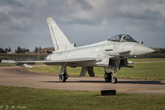 Eurofighter Typhoon (Zorro Photography) Tags: aviation fighter aircraft jet military coningsby typhoon raf