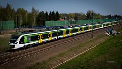 Impuls 2 140 582-9 (Rafał Jędrasiak) Tags: koleje mazowieckie impuls train pociąg poland 2019 track a6500 emount sony