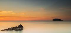 solitarias (Juanroselloroig) Tags: amanecer ibiza cala nova