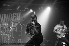 Be Under Arms live @ Kultopia (13 von 25) (zerosusi) Tags: beunderarms kultopiahagen kultopia zerosusi sonyalpha monochrome sw band concert konzert bühne stage