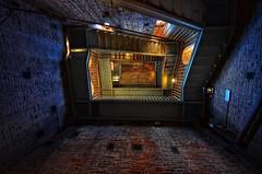 (Antiteilchen) Tags: torreguinigi stairway stair treppe tower turm lucca toscany toskana italy italien