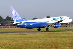 YR-BMP_04 (GH@BHD) Tags: yrbmp boeing 737 738 737800 b737 b738 ob blueair aircraft aviation airliner dub eidw dublinairport dublininternationalairport dublin