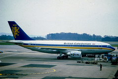 BCal A310 (Martyn Cartledge / www.aspphotography.net) Tags: a310 aerodrome aeroplane air airbus aircraft airline airliner airplane airport aspphotography aviation britishcaledonian cartledge civilairline civilairliner flight fly flying flywinglets gbkwt jet martyn plane runway transport wwwaspphotographynet wwwflywingletscom uk asp photography